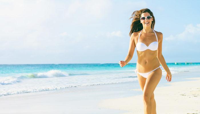 Coaching für Bikini-Figur