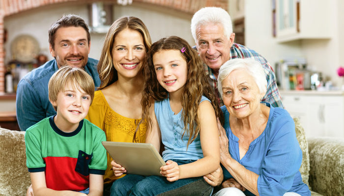 Coaching für Familie