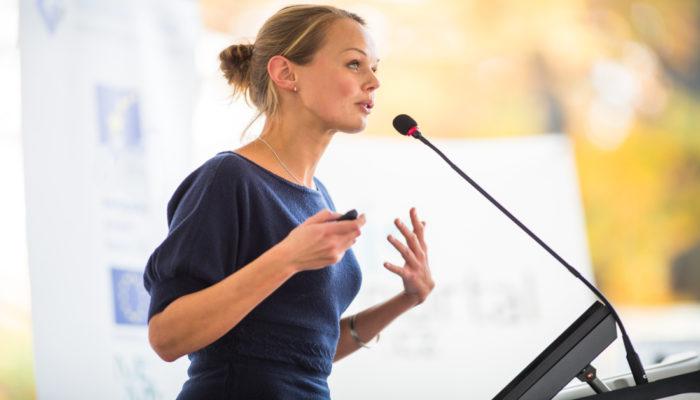 Coaching für Vorträge & Präsentationen