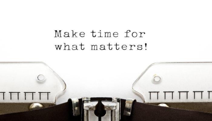 Coaching für Zeitmanagement